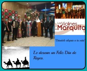 Postal del Día De Reyes