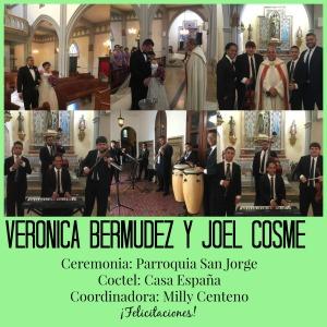 Collage Veronica & Joel