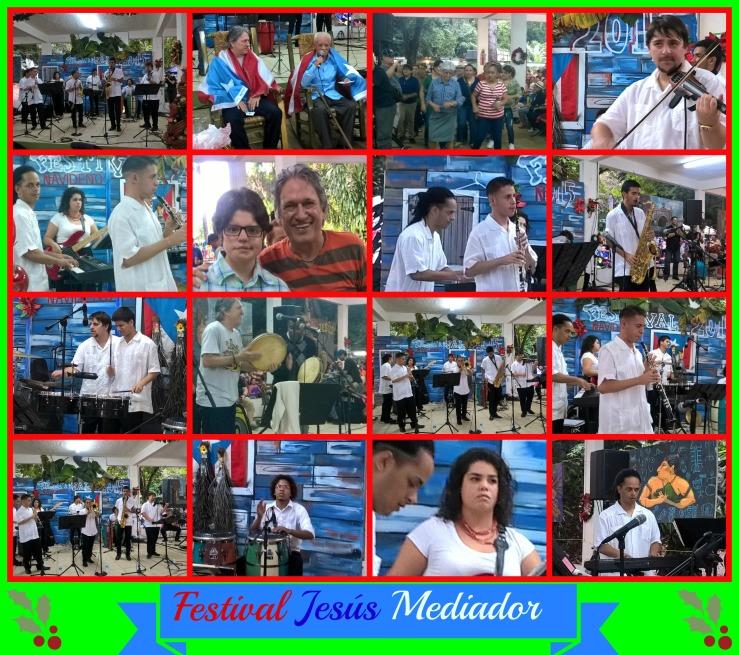 Festival Jesus Mediador