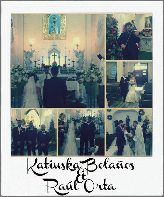 Katiuska y Raúl