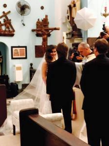 boda claudia
