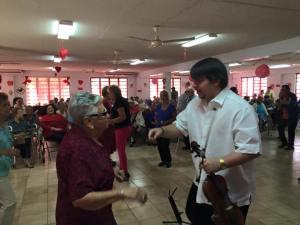 Hogar baile 2