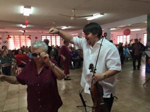 Hogar baile